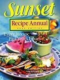 Sunset Recipe Annual 2000 Edition, Sunset Publishing Staff, 0376027061