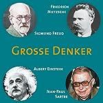 Grosse Denker: Nietzsche, Freud, Einstein, Sartre |  div.