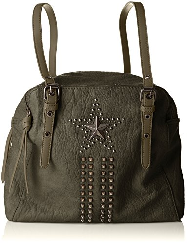 David Women's Handle 2 Khaki 5681a Bag Top 5681a 2 Green Jones r5X1Rqr