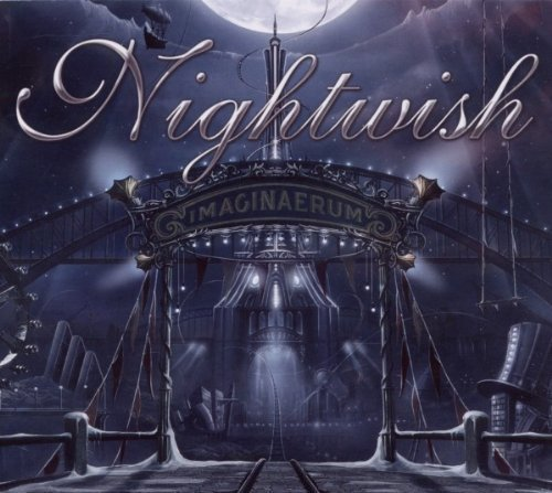 CD : Nightwish - Endless Forms Most Beautiful (Media Book, 2 Disc)