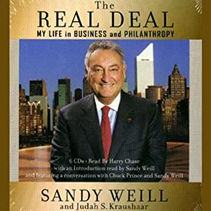 The Real Deal Audiobook