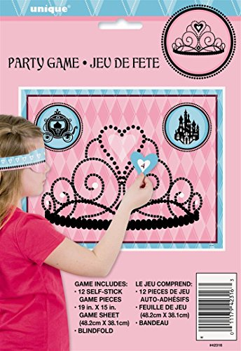 Princess Party Game (Fairytale Princess Party Game for 12)
