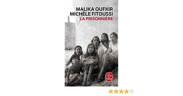 MALIKA PDF OUFKIR GRATUIT DE TÉLÉCHARGER PRISONNIERE LA