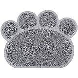 Soft Rug Cat Paw Litter Mat Catcher