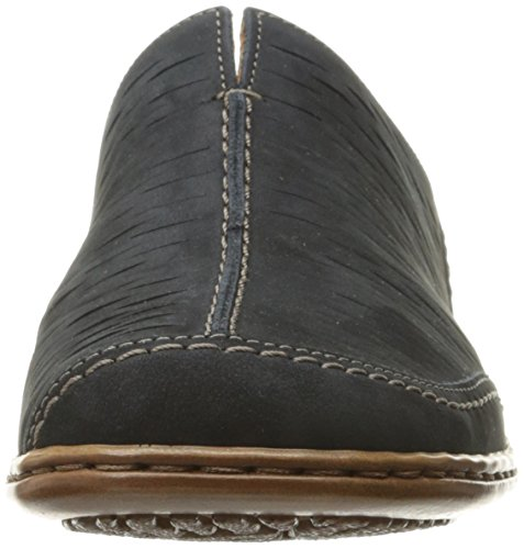 Ara Kvinners Ruffina Kjole Sandal Navy Nubuck