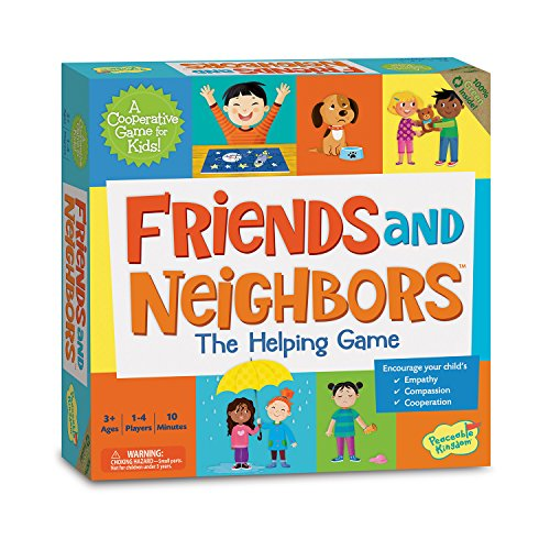 Peaceable Kingdom Friends and Neighbors: The Helping Game Em