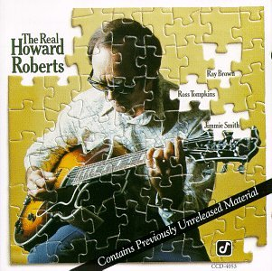 Real Howard Roberts by Concord Records