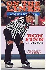 On The Lines: The Adventures of a Linesman in the National Hockey League Paperback