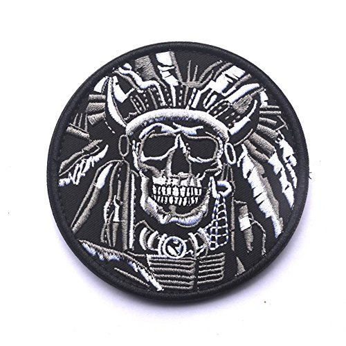 OneTigris Indian Features Patch Chief