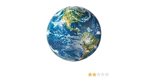 GLOBO 40 CM TERRÁQUEO NASA HINCHABLE: Amazon.es: Juguetes y ...