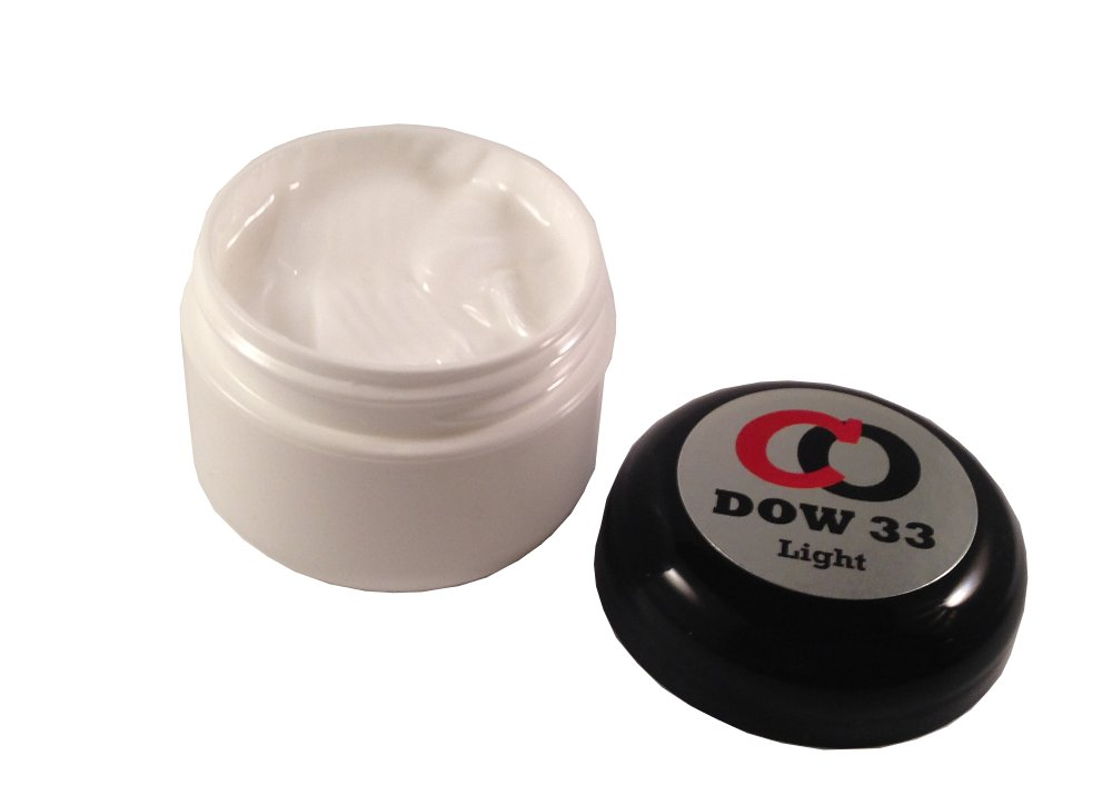 Pure DOW 33 Paintball Lubricant Grease (1 oz Jar) by Captain O-Ring by Captain O-Ring LLC