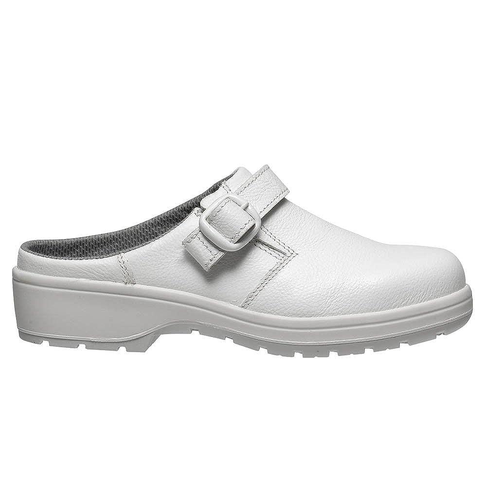 PARADE, Damen Clogs & Pantoletten Weiß weiß 42