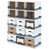Bankers Box Fellowes File/Cube Box Shells (FEL01626)
