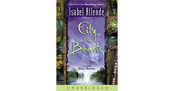 Amazon.com: City of The Beasts (9780060510763): Isabel ...