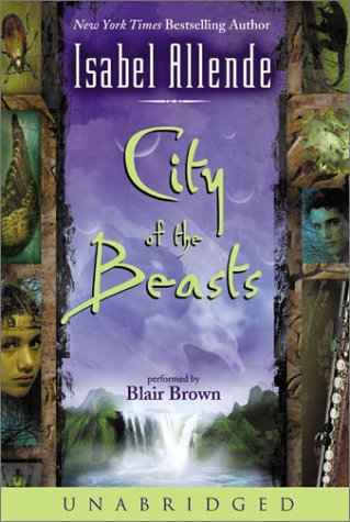 City of The Beasts by Katherine Tegen Books