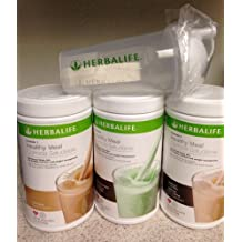 Herbalife Formula 1 Shake please email your combination choice. by Herbalife Formula 1