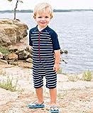 RuggedButts Infant / Toddler Boys Navy Stripe One