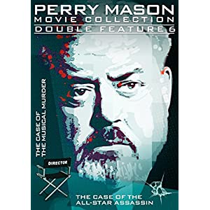 Perry Mason Double Feature: The Case of the Musical Murder / The Case of the All-Star Assassin (2014)