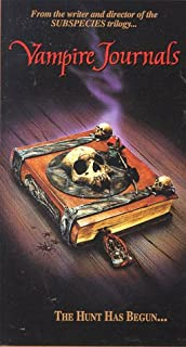 product image for Vampire Journals [VHS]