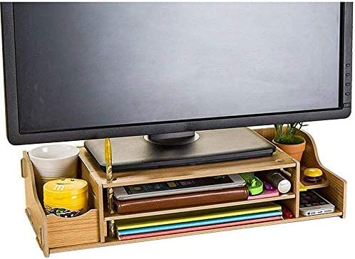 Home-Neat Soporte para Monitor soportes para pantallas Mesas de ...