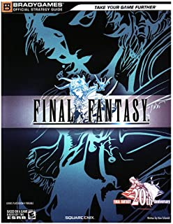FINAL FANTASY(r) II Official Strategy Guide (Official Strategy
