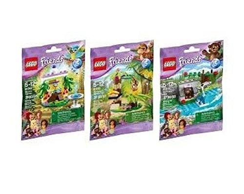 LEGO Friends Animal Bundle 41044