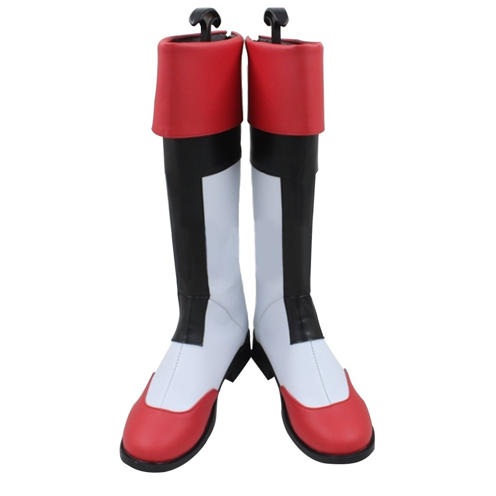 Keith Lance Boots Shoes Costume Cosplay Props Accessories For Adults B0748DKMQQ Female US8.5/EU40|One Color