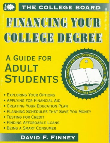 Financing Your College Degree: A Guide for Adult Students
