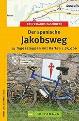 Bruckmanns Radführer Der Spanische Jakobsweg