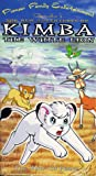 The New Adventures of Kimba The White Lion - Vow of Peace [VHS]