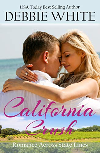Can an ex-wife and a teenage daughter spoil their happiness or will it make them stronger than ever?California Crush  by Debbie White