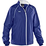 under armour advance - Under Armour Women's Advance Woven Warm-Up Jacket Small Royal