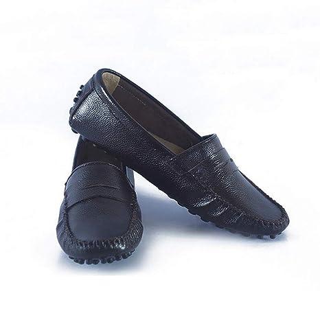 Spring Fall Nuevos zapatos casuales para hombre, Mocasines con cordones, Zapatos de conducción,