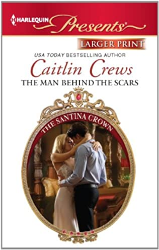 book cover of The Man Behind the Scars