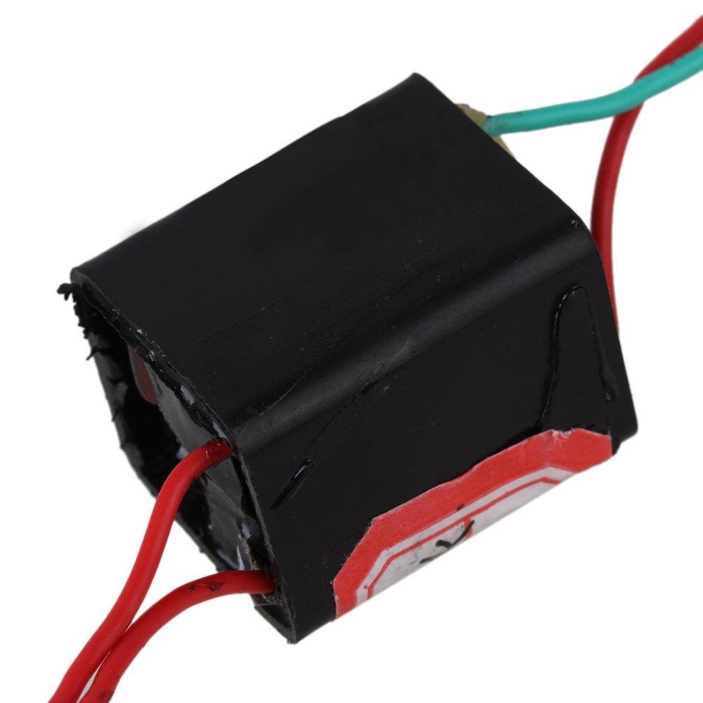 Sgerste Noir Dc3.6/V vers 20/KV Low-liter Boost Step-Up Power Module G/én/érateur haute tension Transformateur