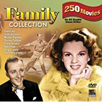 Family Collection 250 Movie Pack [Import]