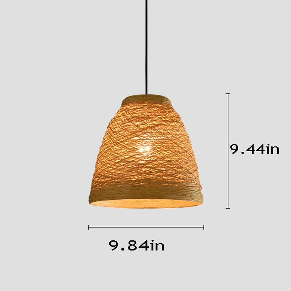 Amazon.com: DH DIAODENG – Lámpara de araña retro retro de ...