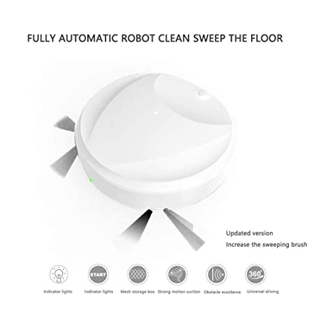 Pang Hu Robot automático Aspirador/Robot Auto Limpieza del hogar ...