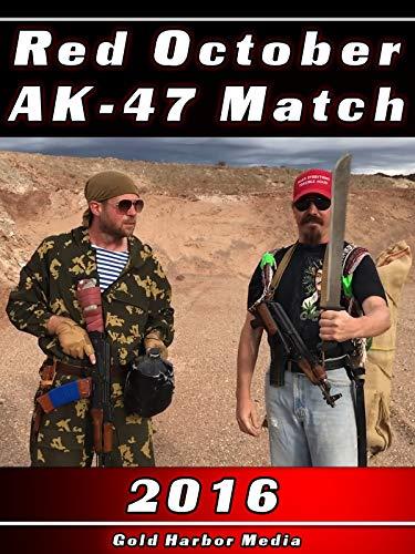 Red October AK-47 Match 2016