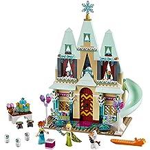 Juguete LEGO del castillo de Arendelle de Frozen.