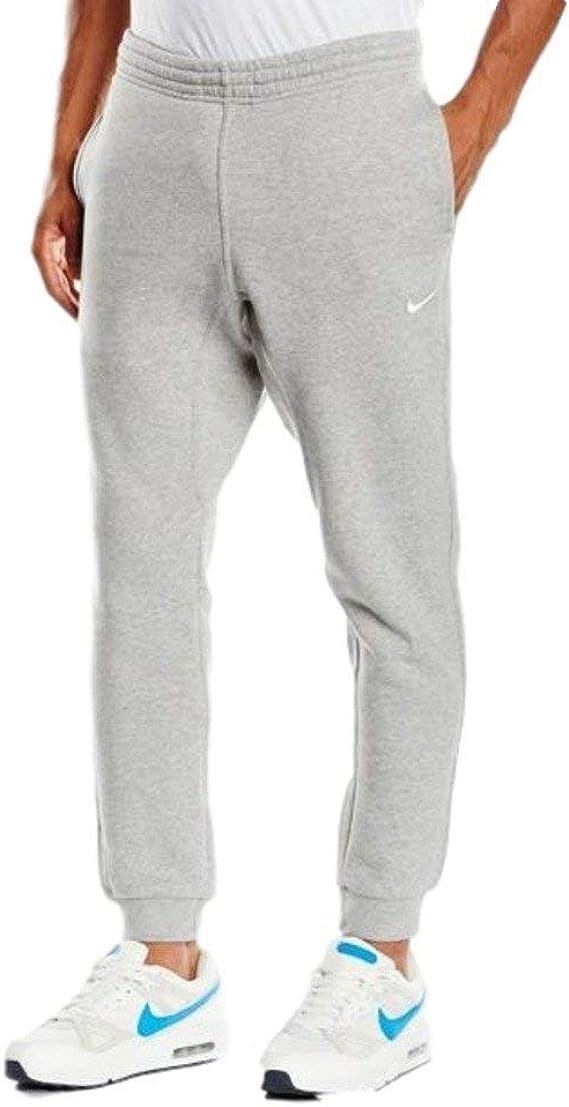 Nike men's Club Fleece Tapered Cuff Sweatpants Pants Large ...