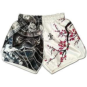 Fuck You Pinstripe Muay Thai Shorts Kick Boxing Trunks MMA UFC ...