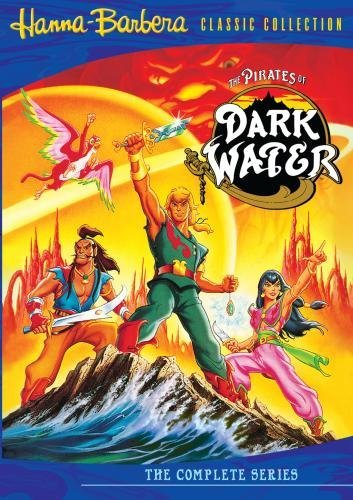 Pirates Of Dark Water (4 Disc) by Jodi Benson