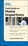 Graphic Standards Field Guide to Home Inspections (Graphic Standards Field Guide series)