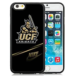 Hot Sale And Popular iPhone 6 4.7 Inch TPU Case Designed With NCAA American Athletic Conference AAC Football UCF Knights 1 iPhone 6 Phone Case