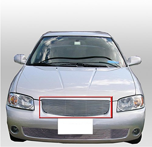 06 Nissan Sentra Billet Grille - 9