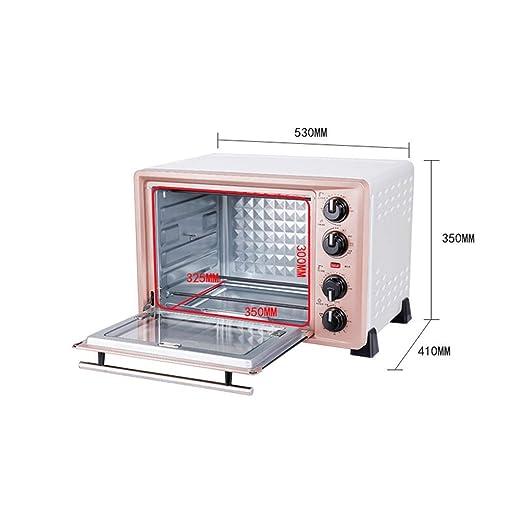 MTG Horno multifuncional mini-horno para uso doméstico de 36 ...