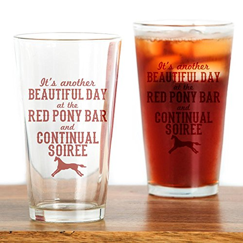 Cafepress Longmire Red Pony Continual Soiree Drinking