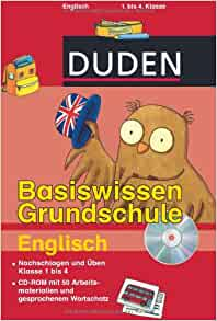 duden basiswissen grundschule englisch mit cd rom 9783411730322 books. Black Bedroom Furniture Sets. Home Design Ideas