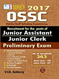 Odisha Staff Selection Commission (OSSC) Junior Assistant & Junior Clerk Exam Books